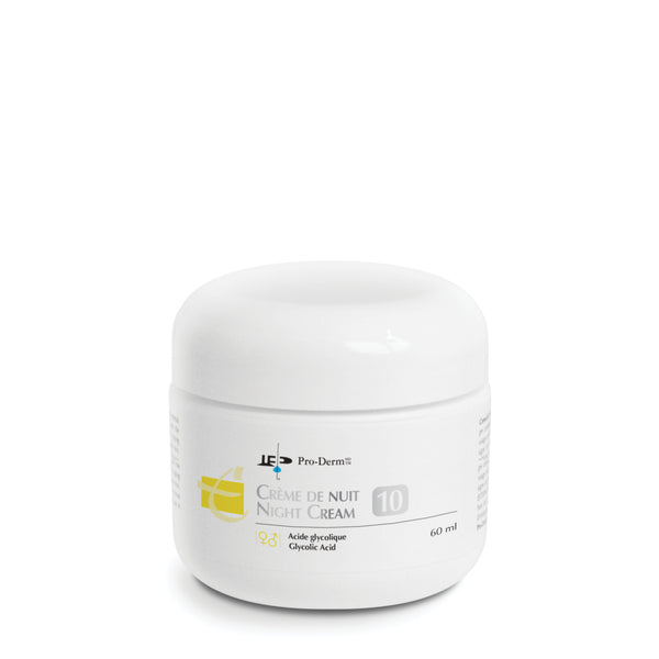 AHA 10 % Night Cream