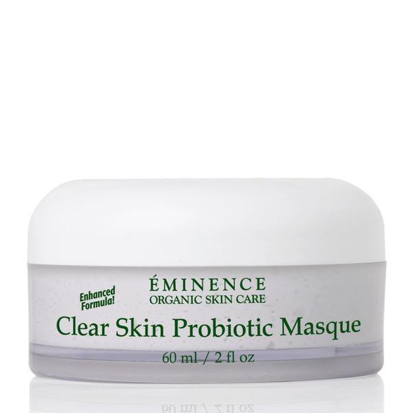 Masque clarifiant probiotique