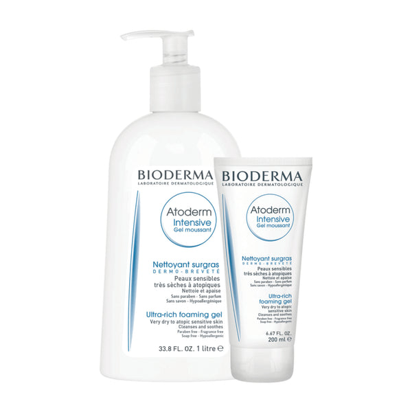 Atoderm Intensive Foaming Gel