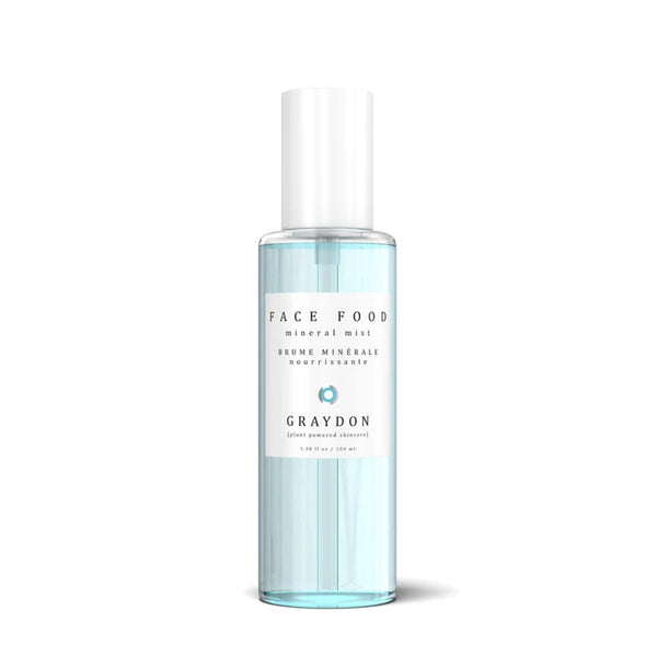Face Food Mineral Mist