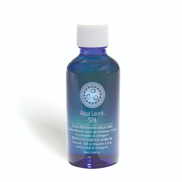 Preventive Stretch Mark Oil - Aqua Laure
