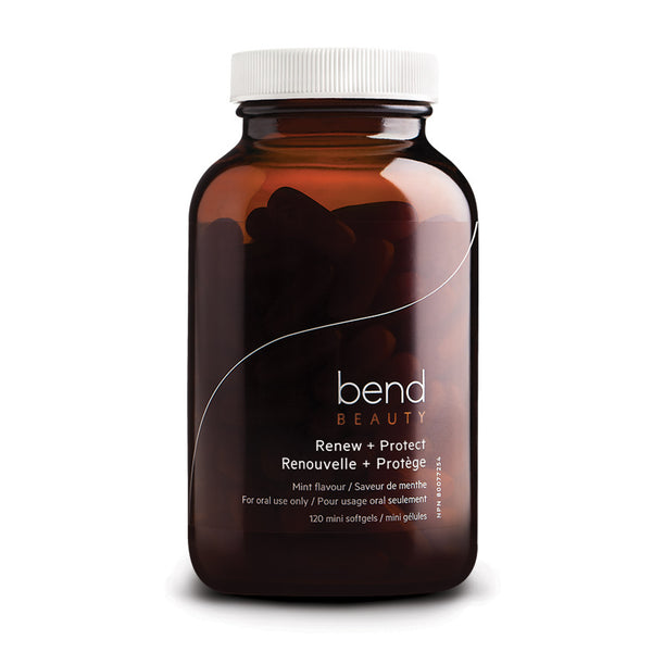 Renew + Protect (Formerly Anti-Aging Formula) - Mini Softgels