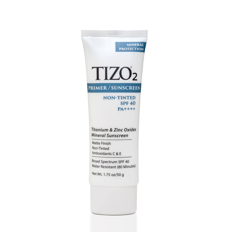 TIZO2 Facial Primer Sunscreen SPF 40