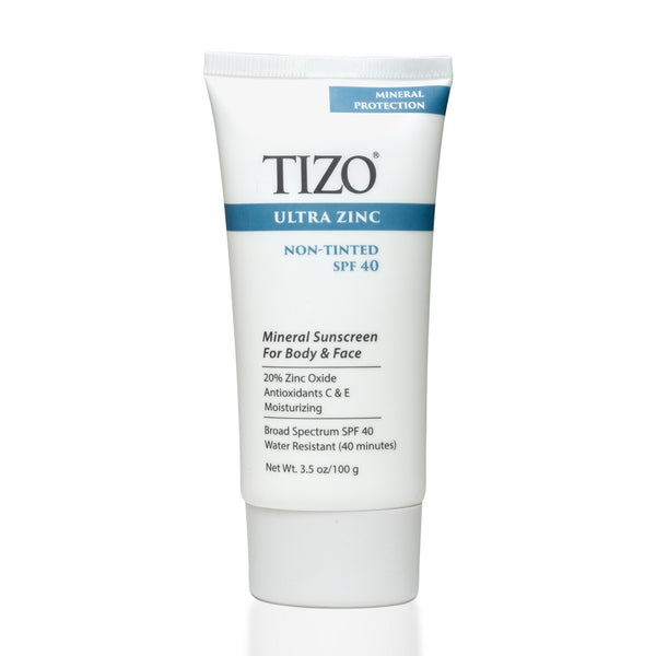 Ultra Zinc Face and Body Sunscreen SPF 40