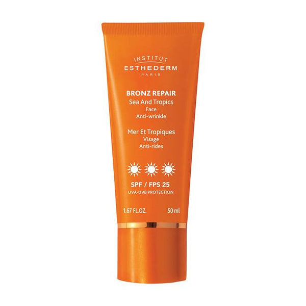 Bronz Repair Sun Care Cream – Face SPF 25