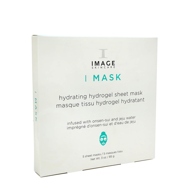 Hydrating Hydrogel Sheet Mask