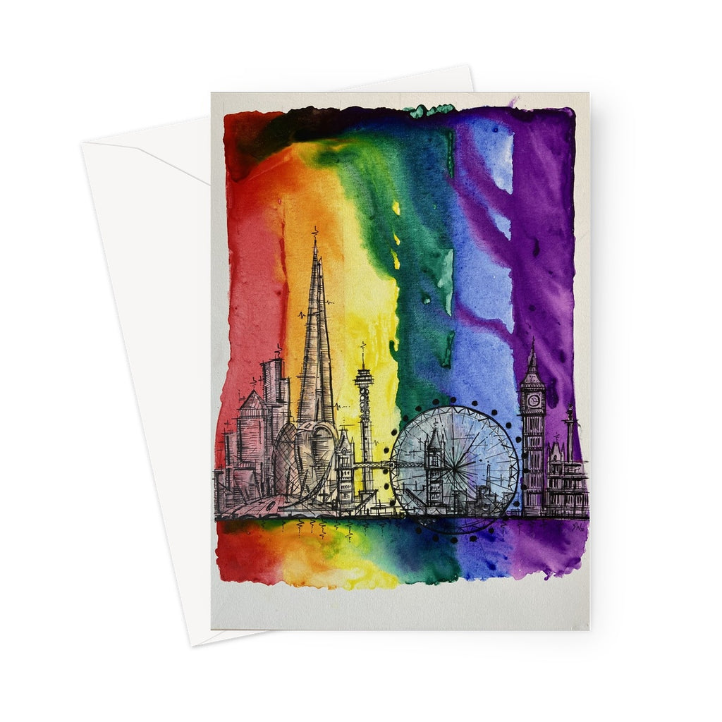 Love Won: 50 Years of Pride (London) Greeting Cards (Pack of 10)