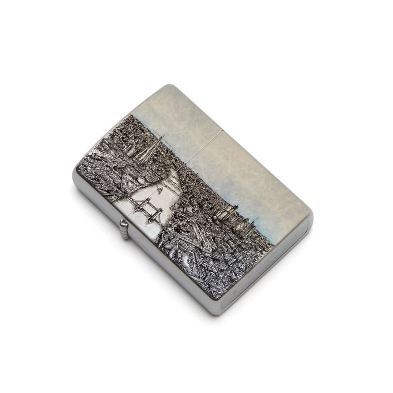 """Over the Thames"" Zippo® Lighter"