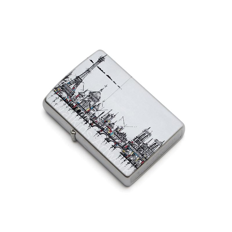 """Love in Paris"" Zippo® Lighter"