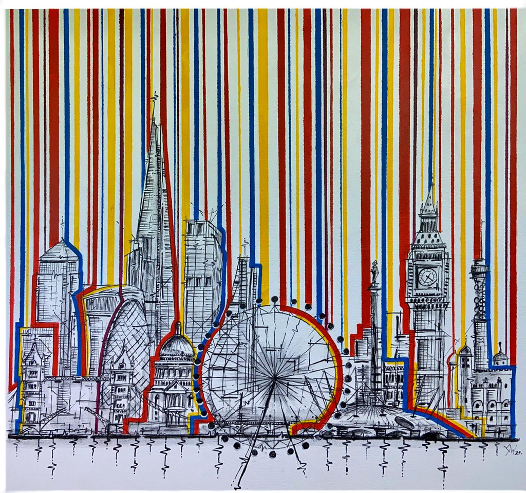 """London Stripes"""