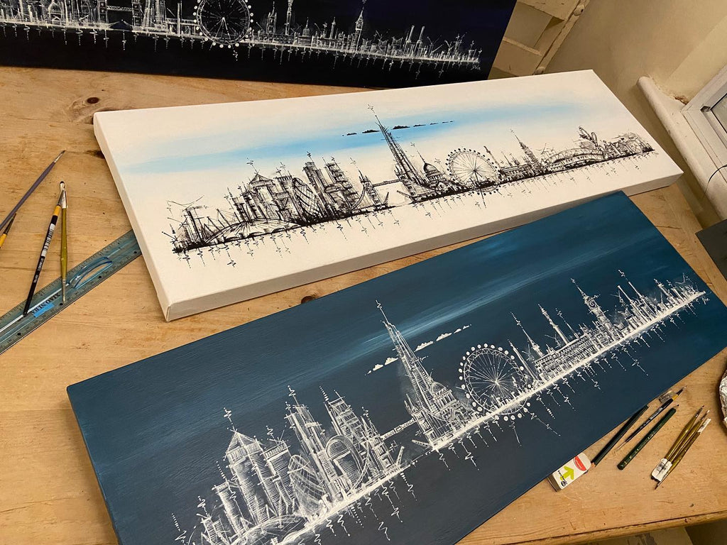 Custom Skyline Piece