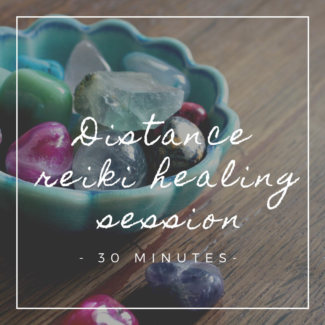 Reiki Distance Healing: 30 Minute Session - Atlantean Esoterica