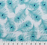 Shannon Embrace Cotton Solid Double Gauze in Plumage - 1/2 Yard