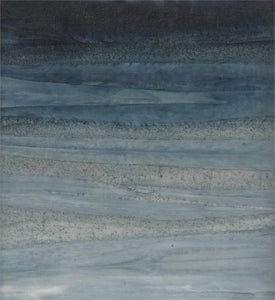Batik Textiles - The Ombre Collection - Blue Grey - Cotton Fabric - 1/2 Yard