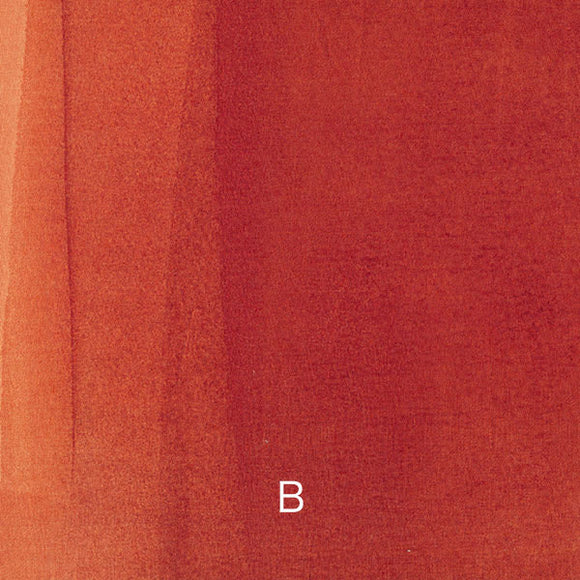 nani IRO - Drawing Colours Broadcloth - B - Burnt Orange - Rexcell / Lyocell Fabric