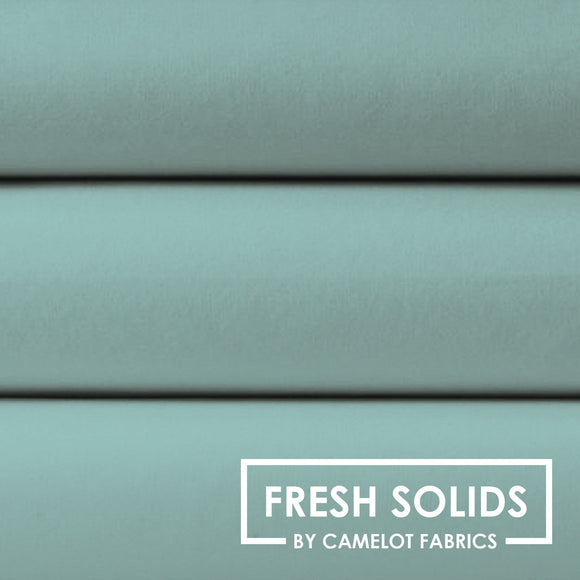 Camelot Fabrics Fresh Solids - Rainwater - 1/2 Yard