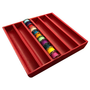 Bobbinsaver 2 Square - Best Bobbin Storage