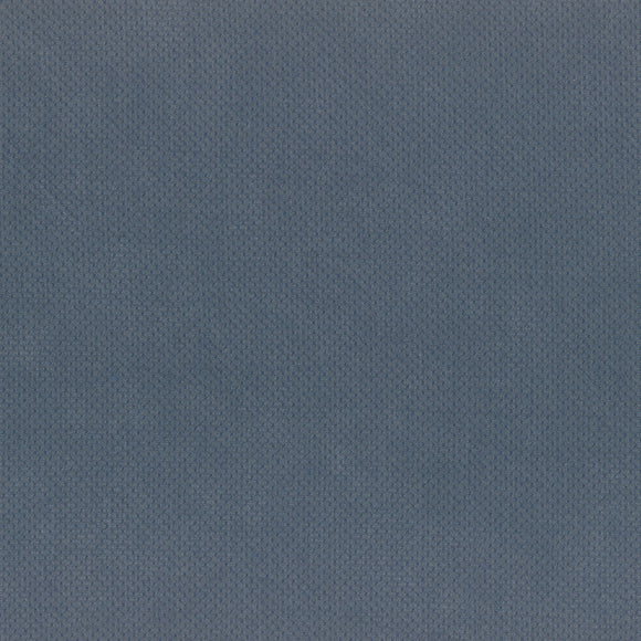 Lecien Japan - Masako Wakayama - American Country XIX - Yarn Dyed Cotton Fabric - Indigo Blue - 1/2 Yard