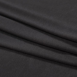 Super Soft Baby TENCEL™ MicroModal™  Jersey - Black - 1/2 Yard