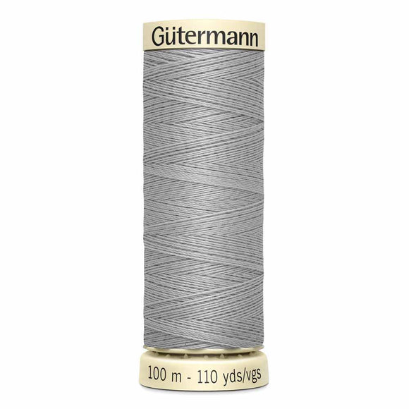 Gütermann Sew-All Thread 100m - Mist Grey Col.102