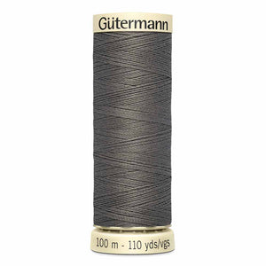 Gütermann Sew-All Thread 100m - Grey Col.112