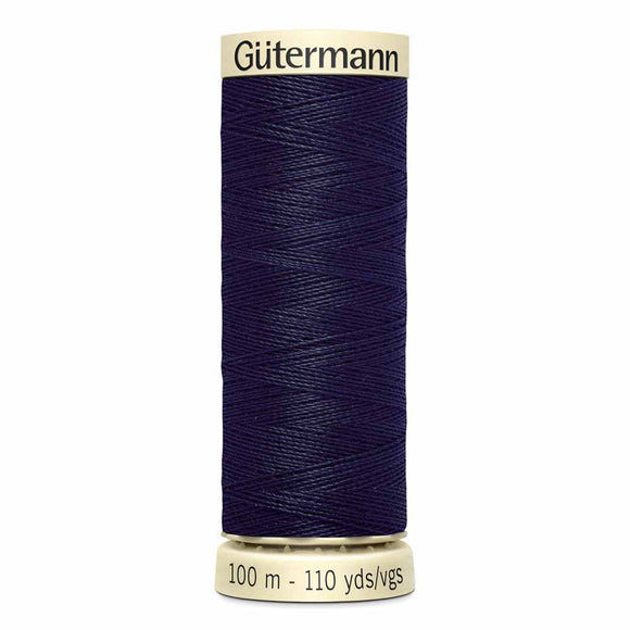 Gütermann Sew-All Thread 100m - Midnight Col. 278