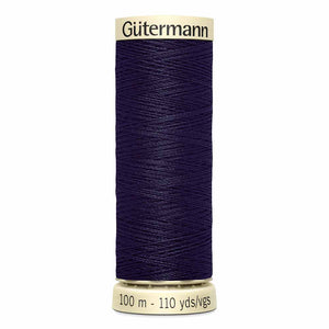 Gütermann Sew-All Thread 100m - Dark Midnight Col. 279