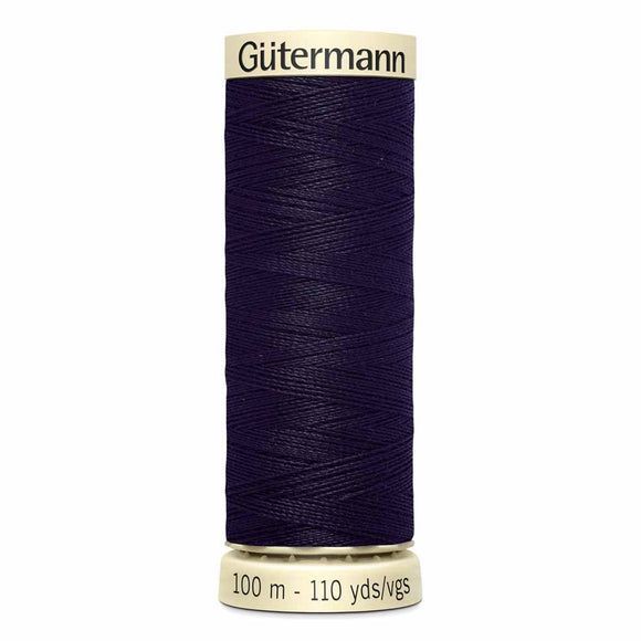 Gütermann Sew-All Thread 100m - Midnight Navy Col.280