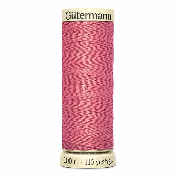 Gütermann Sew-All Thread 100m - Passion Pink Col. 350