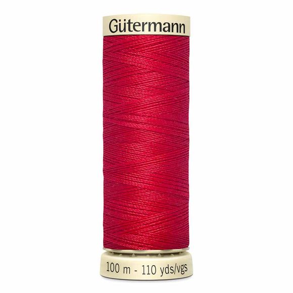 Gütermann Sew-All Thread 100m - Scarlet Col. 410