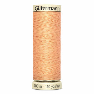 Gütermann Sew-All Thread 100m - Powder Puff Col. 459