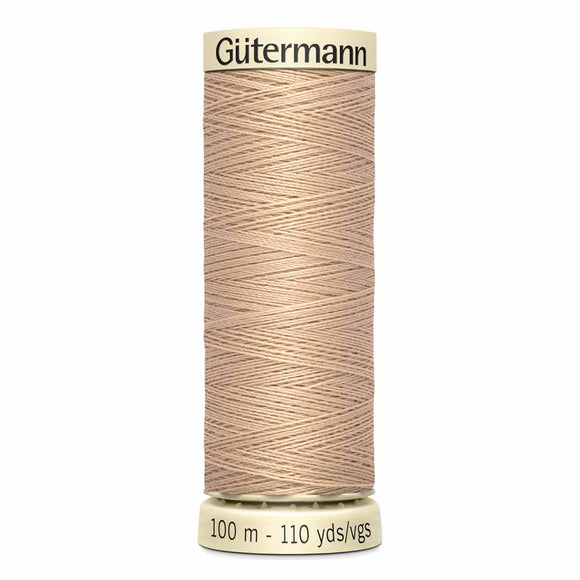 Gütermann Sew-All Thread 100m - Flax Col. 503