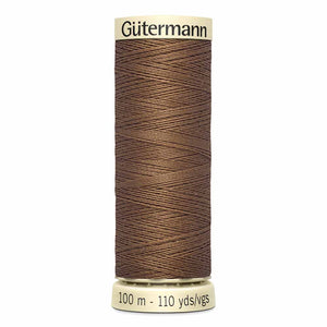 Gütermann Sew-All Thread 100m - Cork Col. 548