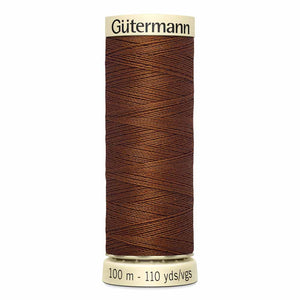 Gütermann Sew-All Thread 100m - Cinnamin Col. 554