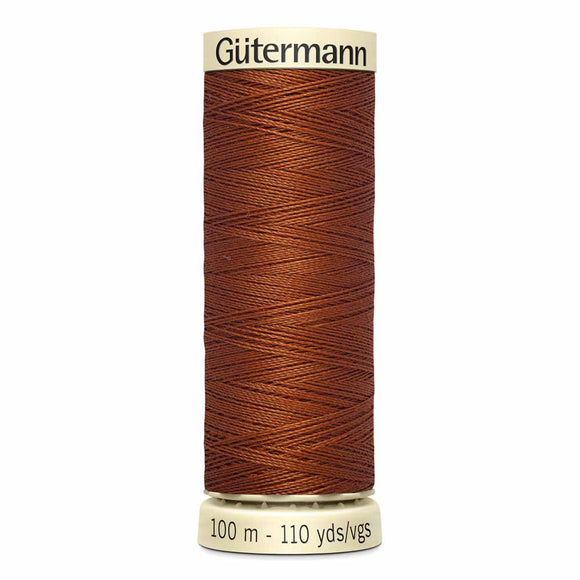 Gütermann Sew-All Thread 100m - Maple Col. 566