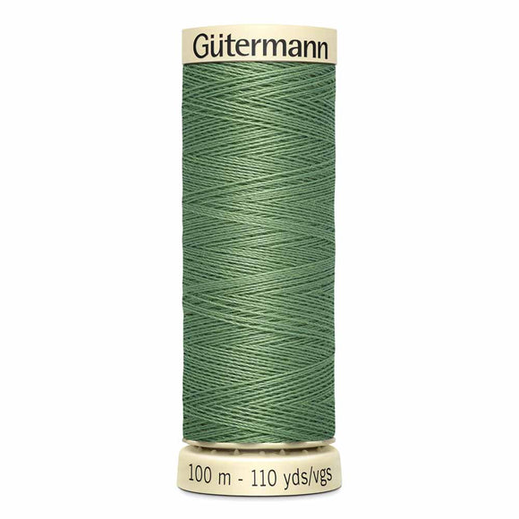 GÜTERMANN MCT Sew-All Thread 100m -  Khaki Green Col. 723