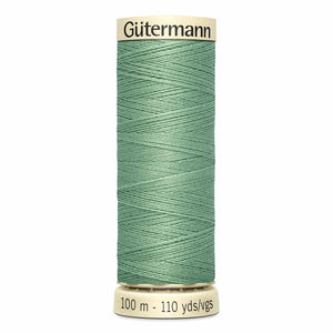 Gütermann Sew-All Thread 100m - Willow Green Col. 724
