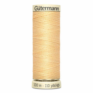 GÜTERMANN Sew-All Thread 100m - Maize Yellow Col. 799