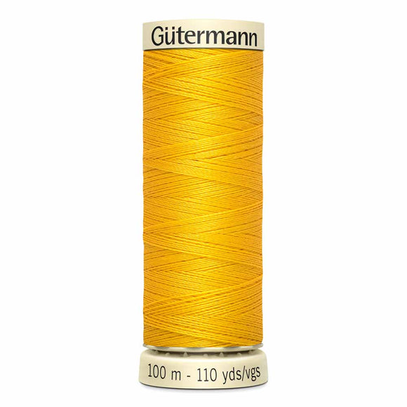 Gütermann Sew-All Thread 100m - Goldenrod Col. 850
