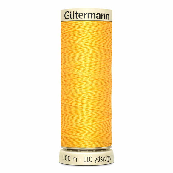 Gütermann Sew-All Thread 100m - Saffron Col. 855