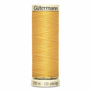 Gütermann Sew-All Thread 100m - Dark Goldenrod Col. 864