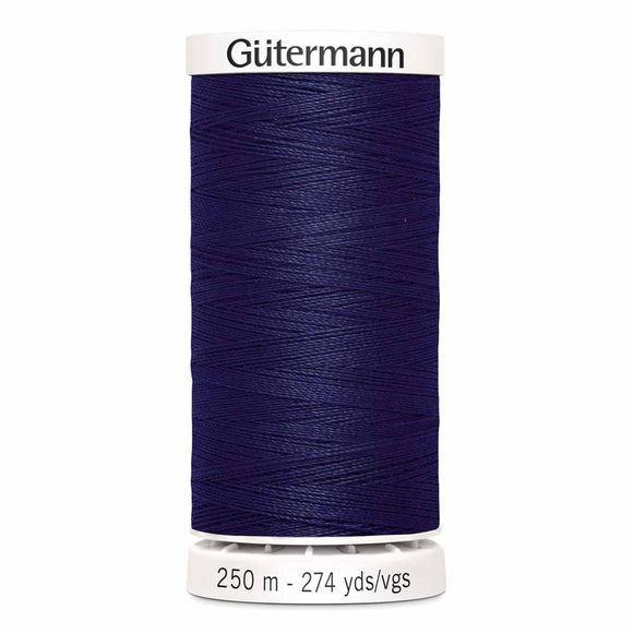 Gütermann Sew-All Thread 250m - Navy Col. 272