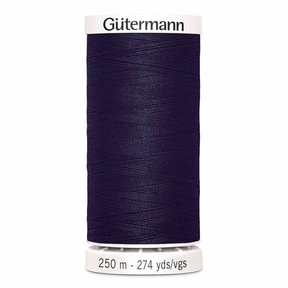 Gütermann Sew-All Thread 250m - Midnight Navy Col.280
