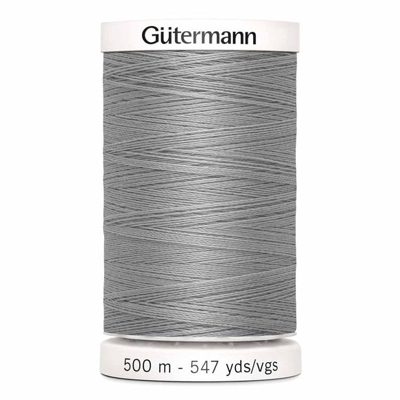 Gütermann Sew-All Thread 500m - Mist Grey Col.102