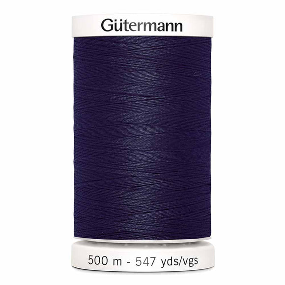 Gütermann Sew-All Thread 500m - Midnight Blue Col.278