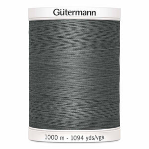 Gütermann Sew-All Thread 1000m - Rail Grey 115