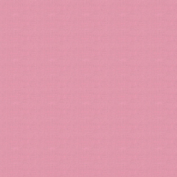 Elite - Silky Cotton Solids Japanese Quilting Fabric - Pink - 1/2 Yard
