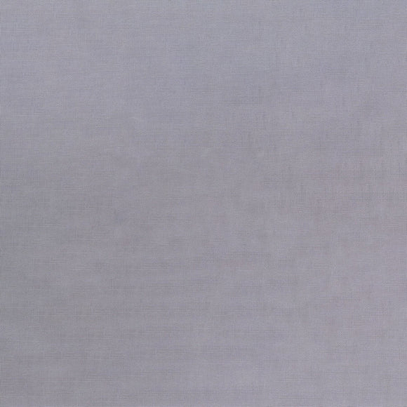 Elite - Silky Cotton Solids Japanese Quilting Fabric - Grey - 1/2 Yard