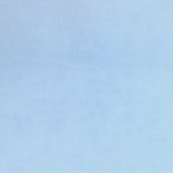 Elite - Silky Cotton Solids Japanese Quilting Fabric - Sky Blue - 1/2 Yard