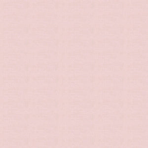 Elite - Silky Cotton Solids Japanese Quilting Fabric - Pale Pink - 1/2 Yard
